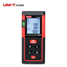 Promo offer UNI-T UT390B+ Laser Distance Meter 40M ruler Laser Rangefinder Range Finder Digital Laser Tape Measure Area/volume Angel M/Ft