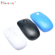 Mosunx advanced and High Quality Lively 2.4GHz Wireless Gaming Mouse USB Receiver Pro Gamer For PC Laptop Desktop 1PC