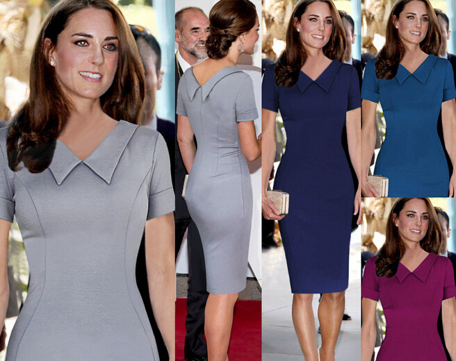 Aliexpress.com : Buy New 2015 dresses summer office elegant wear ...