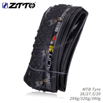 ZTTO MERLIN XC 299 MTB Ultraleve Anti Picada Bicicleta Dobrável Pneu 26/27. 5/29*195 Velocidade de Mountain Bike Cross-Country de Ciclismo Pneu