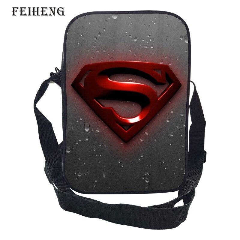 la venta caliente de $ number pulgadas de impresión fresco hero superman mujere