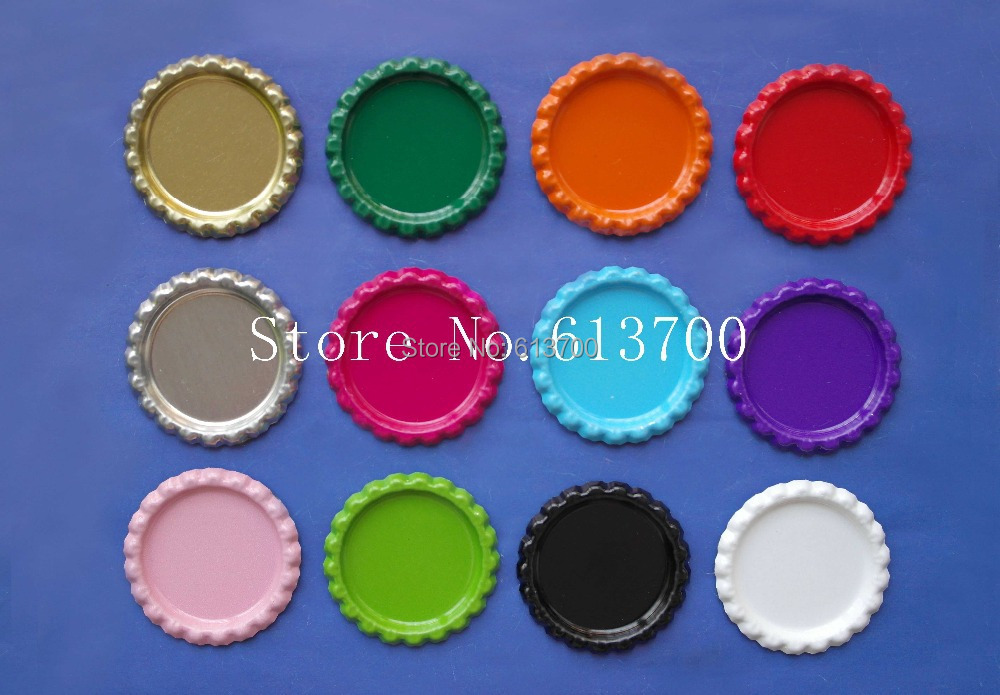 new arrival 12 colors both side color metal flattened