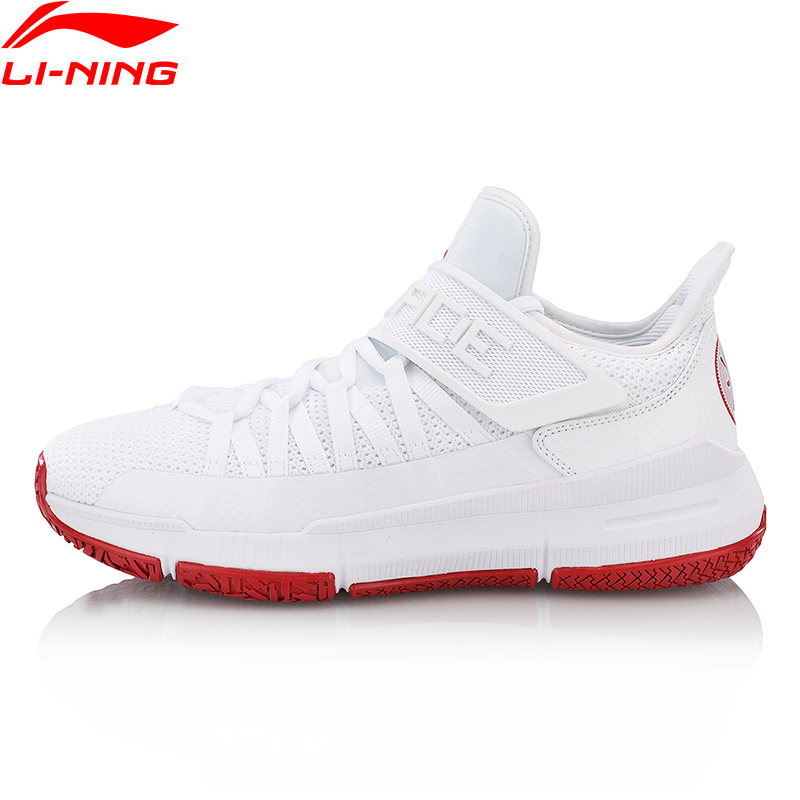 Li-Ning Men WADE TRAINER On Court Basketball Shoes LN Cloud Cushion Support Sneakers LiNing Wearable Sports Shoes ABCN017 цена