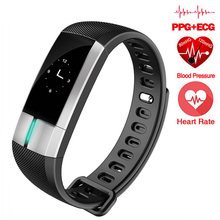 G20 ECG Actual-time Hear Price Monitor Sensible Bracelet Health Exercise Tracker Blood Strain Wristband Pulsometro PK ID107