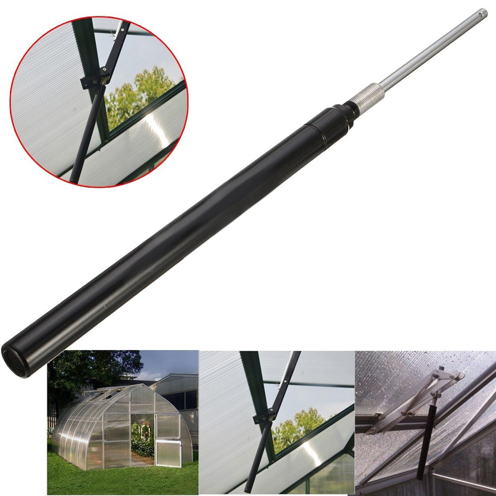 YOMI Z 2018 34cm Automatic Window Door Opener 7kg Solar Heat Sensitive Window Lifter For Garden House Greenhouse