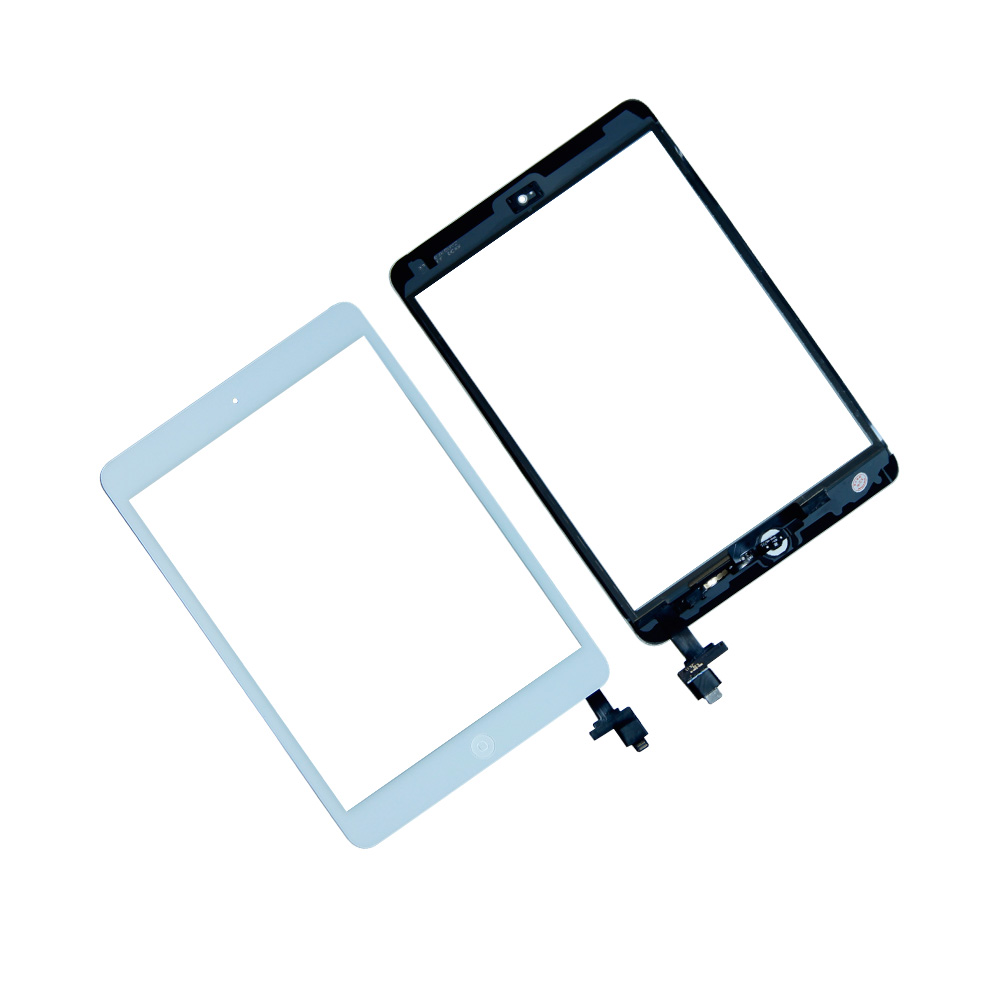 Touch <font><b>Screen</b></font> IC Chip Button Digitizer For <font><b>iPad</b></font> Mini 1 <font><b>A1432</b></font> A1454 A1455 Touch <font><b>Screen</b></font> Panel LCD <font><b>Display</b></font> + Tools image