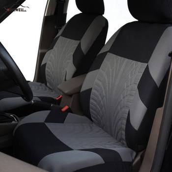 5 Car Seat Covers Of 9 Sets Car Seat Cover For Sedans Auto Interior Crossovers Styling Protect Decoration фото