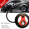 Free Shipping Mini Portable Truck Bus Car Air Compressor 12v Auto Inflatable Pumps Electric Tire Inflaters