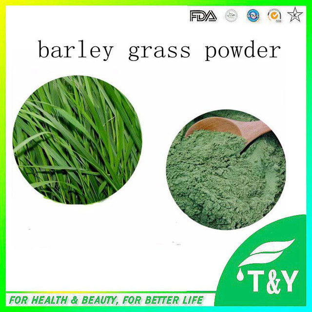 Natural organic food color green barley grass extract 600g/lot-in ...