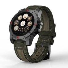 Neue Smart Uhr N10 MTK2501 Outdoor Smartwatch Mit Pulsmesser Kamera Wasserdicht anti-verlorene Sport Uhr Android Wear