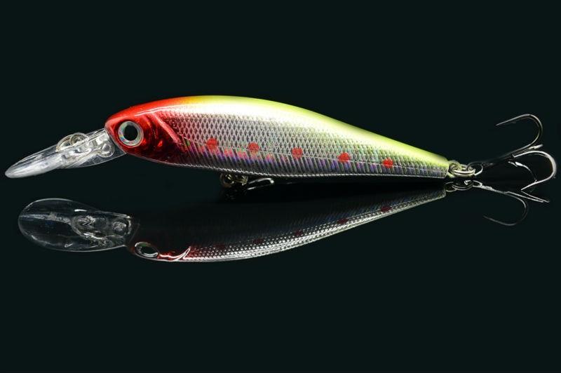 Bait Minow Bionic Lure Balıq ovu Okean balıq ovu 10.5 Cm 9.5g 10 / - Balıqçılıq - Fotoqrafiya 6