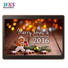 Date waywalkers M9 4G LTE Android 6.0 10.1 pouce tablet pc octa core 4 GB RAM 64 GB ROM IPS Comprimés smartphone ordinateur MT8752