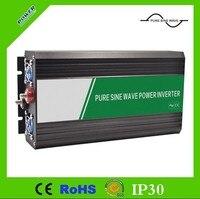 zuivere sinus converter 3000W Peak 6000W Pure Sine Wave Inverter 12/24/48V to 120/230VAC Power Inverter