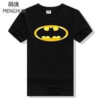 New cổ điển movie Batman logo t shirt full cotton t shirt for men unisex cotton tee áo sơ mi Justice League Batman ac538