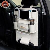 New Design Fashion Car Seat Storage Bag Car Seat Back Bag Car Styling Multifunction Vehicle Storage