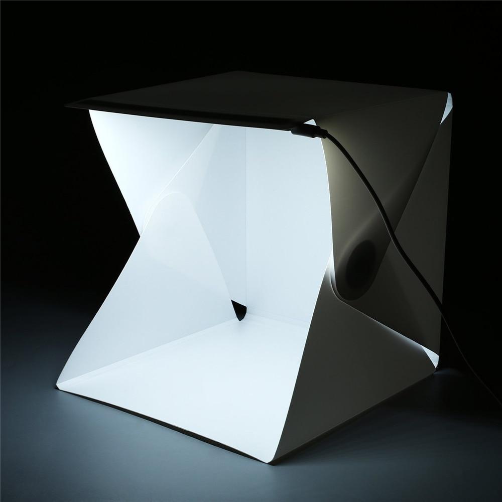 YIXIANG Portativ Qatı Qatlanan Lightbox Fotoqrafiya Studiyası - Kamera və foto - Fotoqrafiya 4