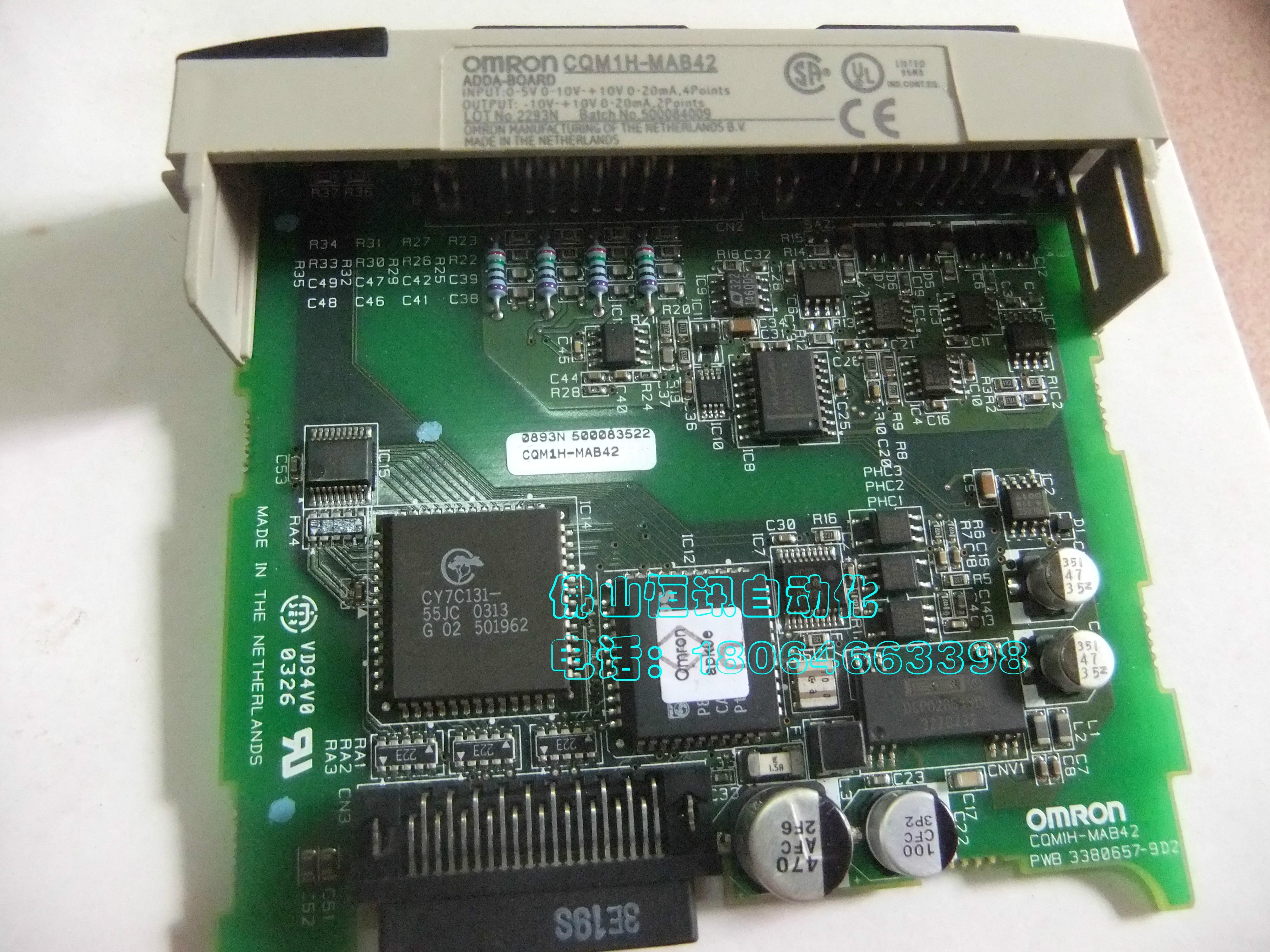 Omron CQM1H-CTB41 module new original spot warrantyOmron CQM1H-CTB41 module new original spot warranty