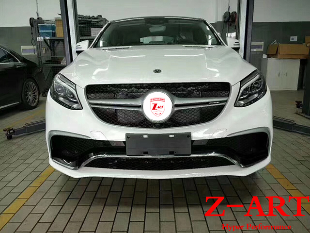 Pp Bodykit Fur Mercedes Benz Gle Coupe W292 2015 2017 Fur Amg Gle 63