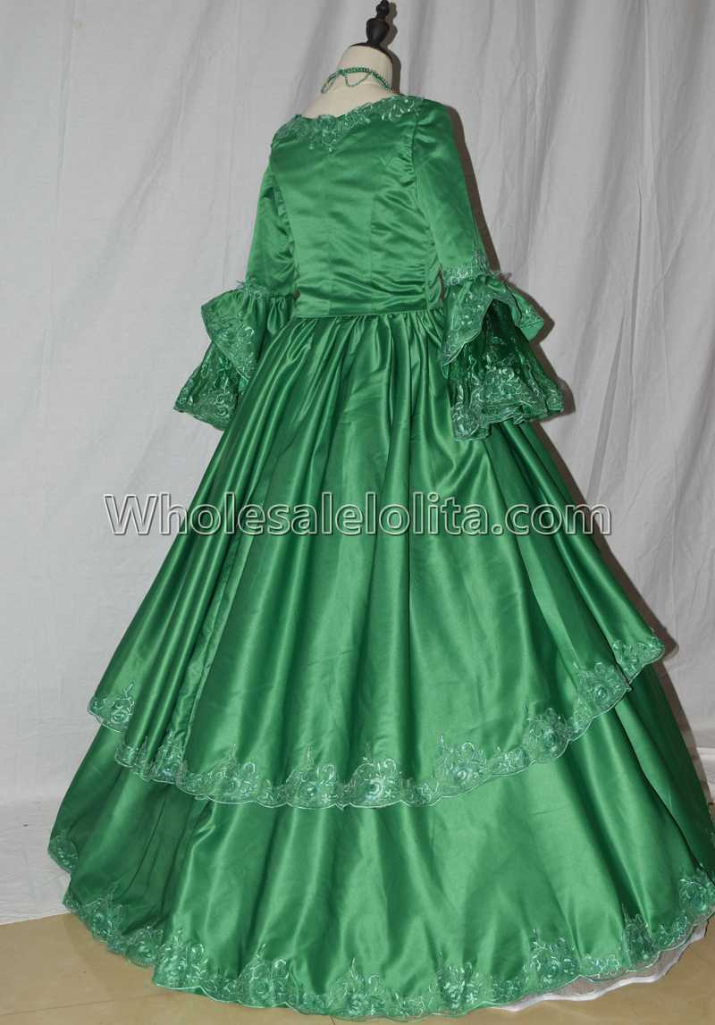 Period 18th Century Women\'s Prom Gothic Victorian Fancy Palace ...