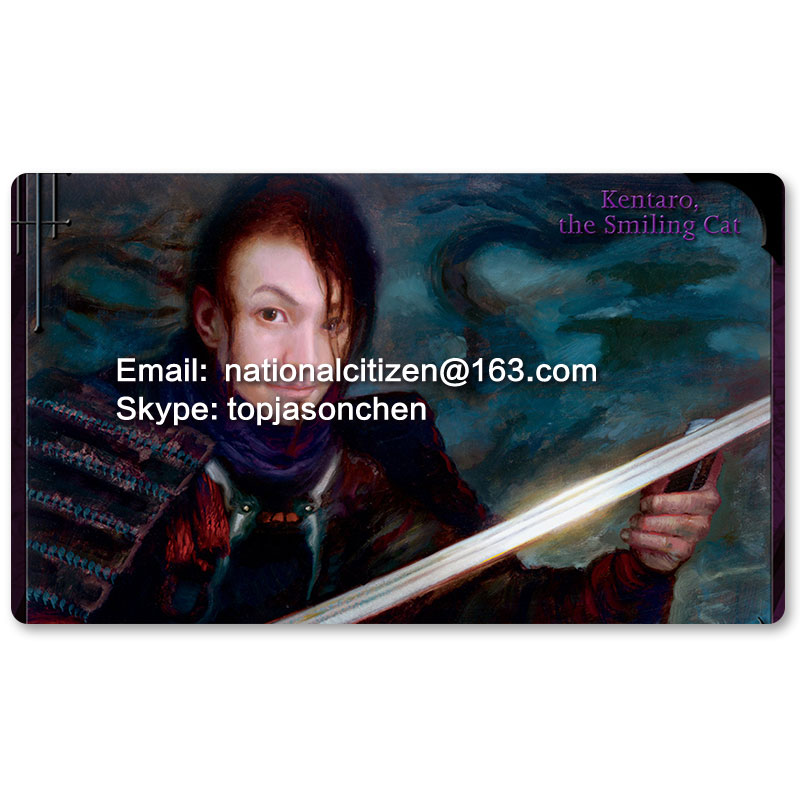 Many Playmat Choices -Kentaro, The Smiling Cat- MTG Board Game Mat Table Mat for Magical Mouse Mat the Gathering