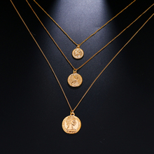 Necklace For Women Fashion Gold Color