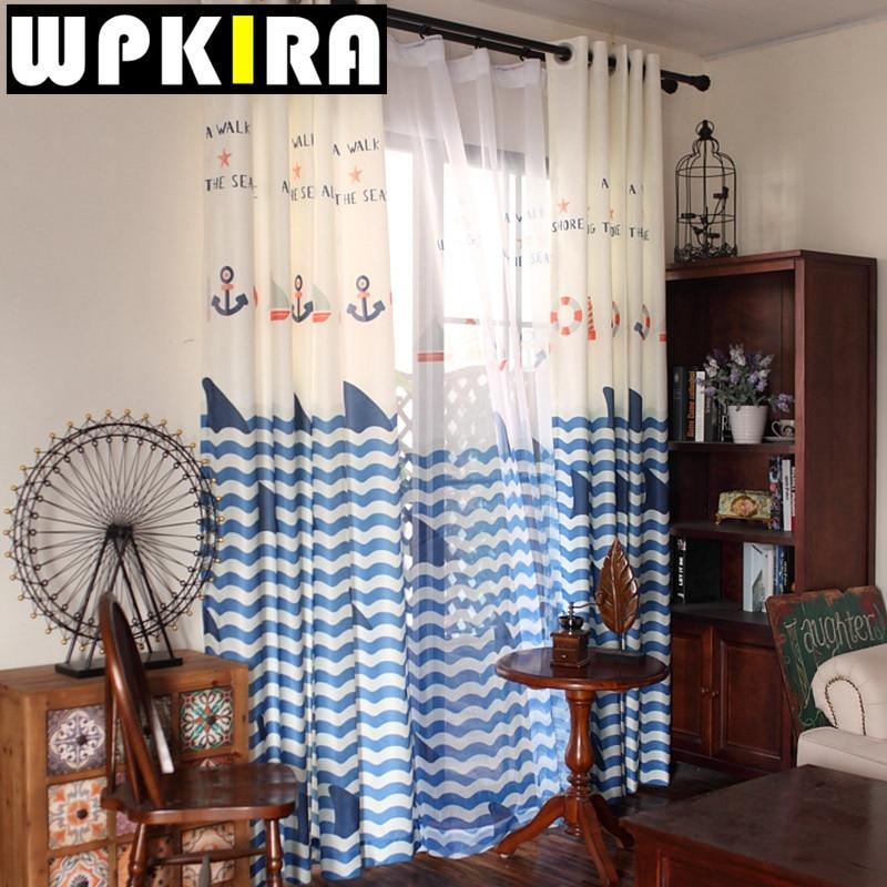 popular cartoon window curtains-buy cheap cartoon window curtains