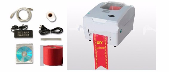 Digital Hot Foil Ribbon Printer, Foil Printing Machine For Sale S108A