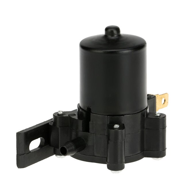 SI-A0050 12V Universal Windschutz Washer Pumpe Windschutzscheibe Wasser Pumpen für Auto Van Bus Lkw