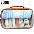 BUBM transparent digital receiving bag Cable Organizer toiletries  house items Travel Case digital makeup storage sorting bag