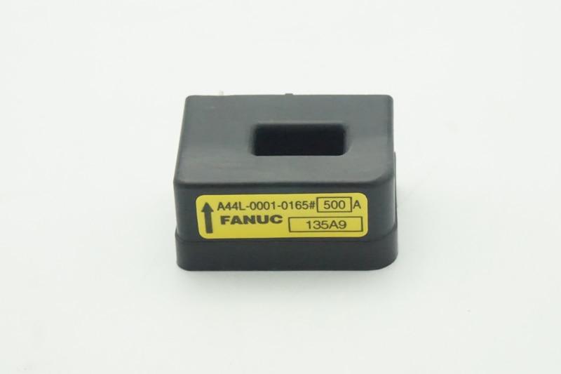 current transformer cnc control  spare parts FANUC Sensor A44L-0001-0165#500A a44l 0001 0165 150a fanuc current sensor