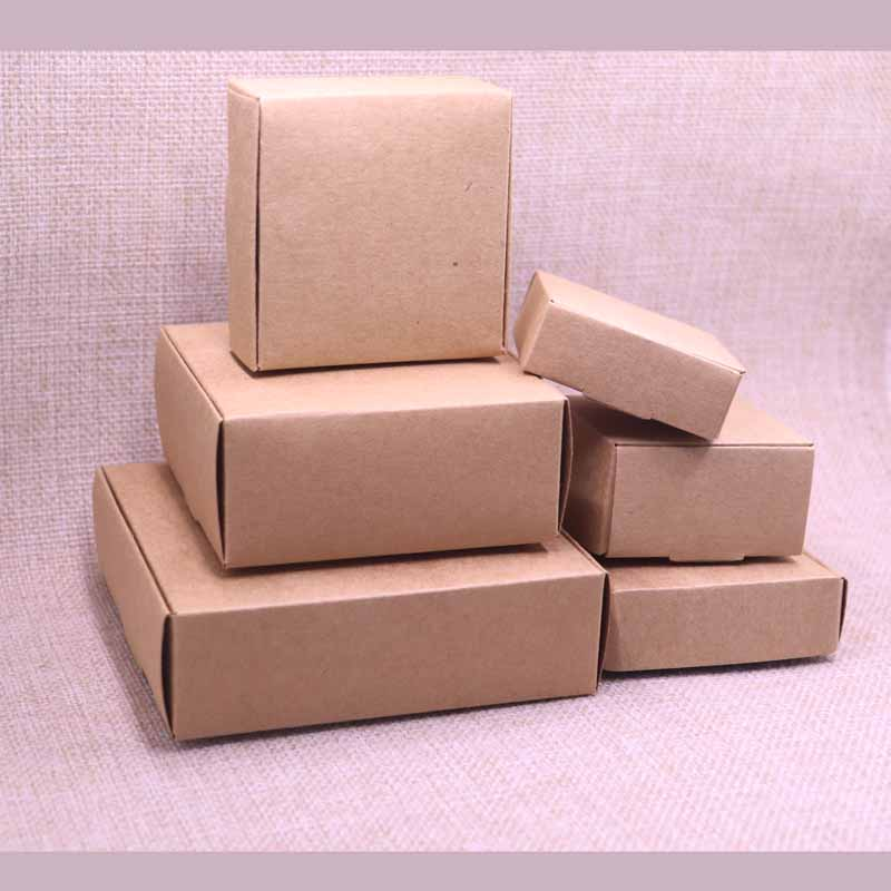 20pcs-New-DIY-Kraft-Paper-Box-Gift-Box-For-Wedding-Favors-Birthday-Party-Candy-Cookies - 副本