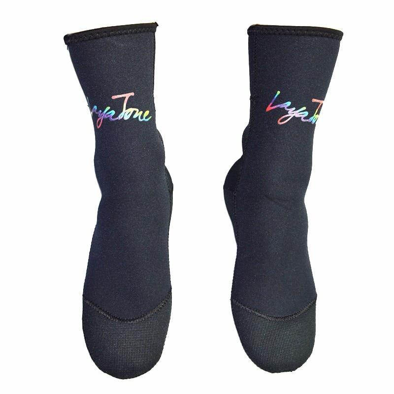 Calcetines de buceo 3 mm neopreno traje de calcetines de los hombres - Deportes acuáticos - foto 5