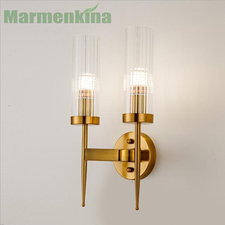 Новый минималистский спальня бра Nordic творчества светодиодные ночники гостиной прихожей освещения лампы Бесплатная доставка.
