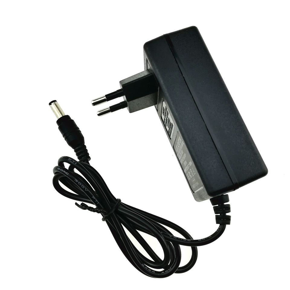 Free Shipping Charger of 12v 16.8v 21v <font><b>25v</b></font> AC <font><b>Adapter</b></font> for Electric Drill Cordless Drill Rechargeable Screwdriver EU Plug image