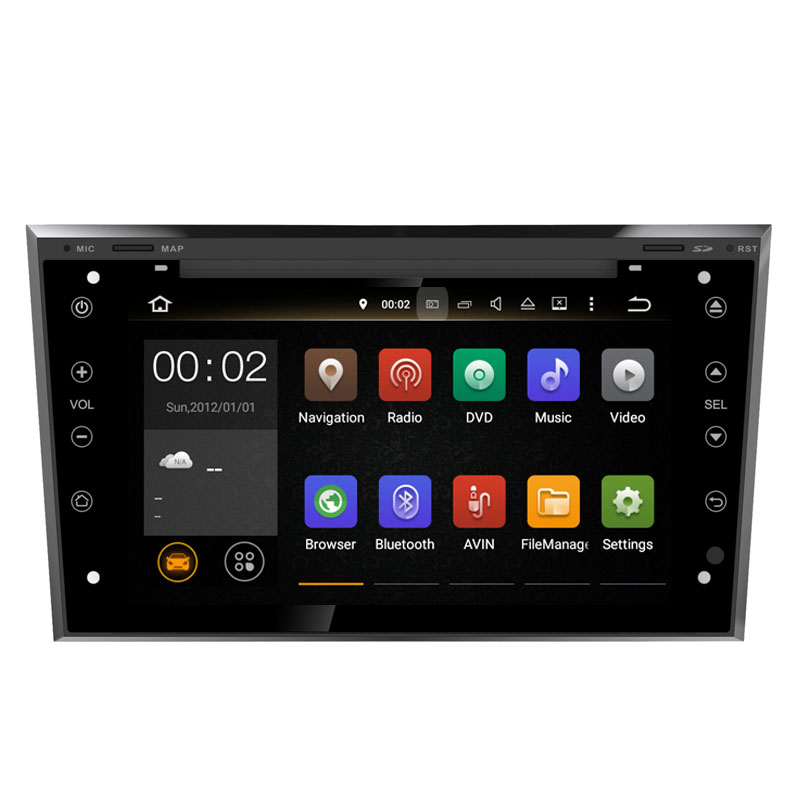 Android 8.0 Full Touch 7 Octa Core PX5/PX3 Fit OPEL ASTRA / VECTRA / ZAFIRA Car DVD Player Navigation GPS Radio