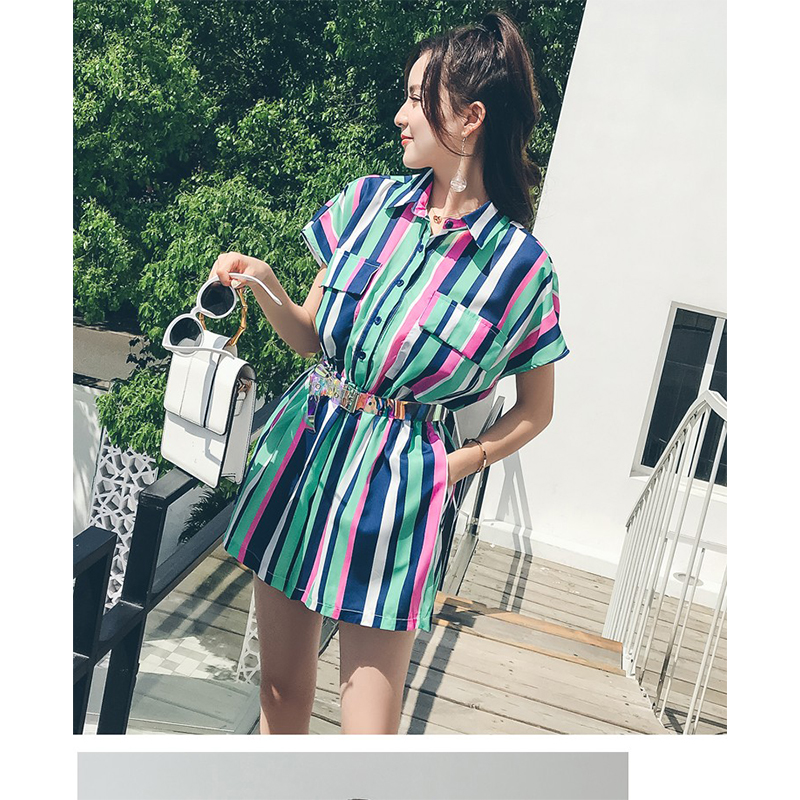 Summer striped waist slimming   jumpsuit   fashion wide leg pants   jumpsuit   sexy slim sleeveless high quality   jumpsuits   PP-105