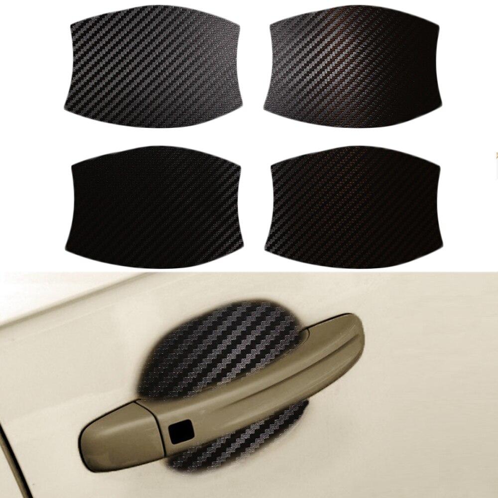 9.1X8.6cm 4D Carbon Fiber Car...