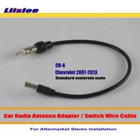 For Chevrolet Express Van HHR Impala Malibu Monte Car Radio Antenna Adapter Aftermarket Stereo Antenna Wire