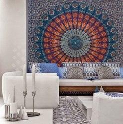 Gorąca dekoracja ściany gobelin bliski wschód Arab Vintage Square wall Art do dekoracji ścian ozdoba ściany hippie gorące ręczniki plażowe
