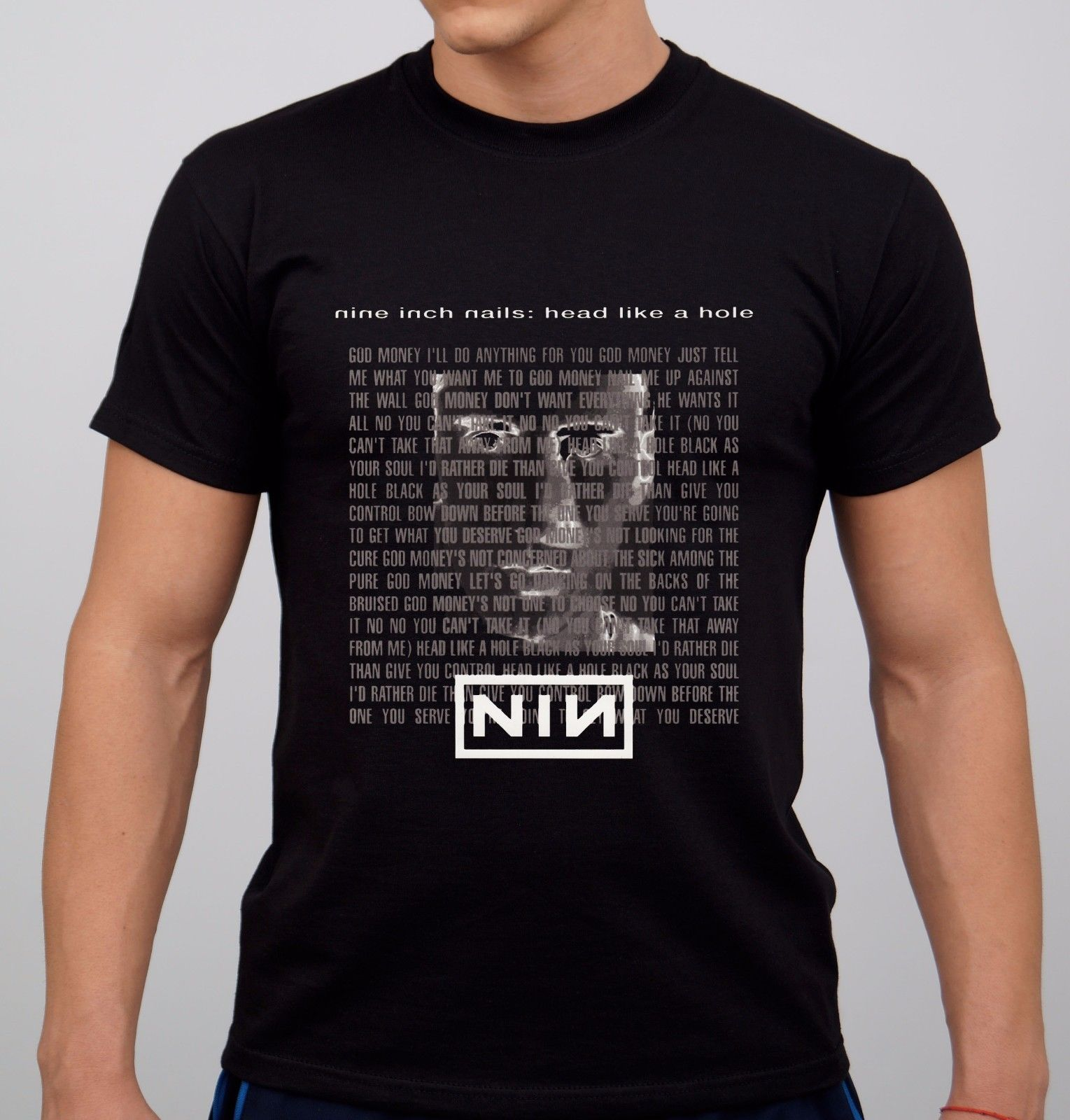 Fine Nine Inch Nails Shirts Elaboration - Nail Art Ideas - morihati.com