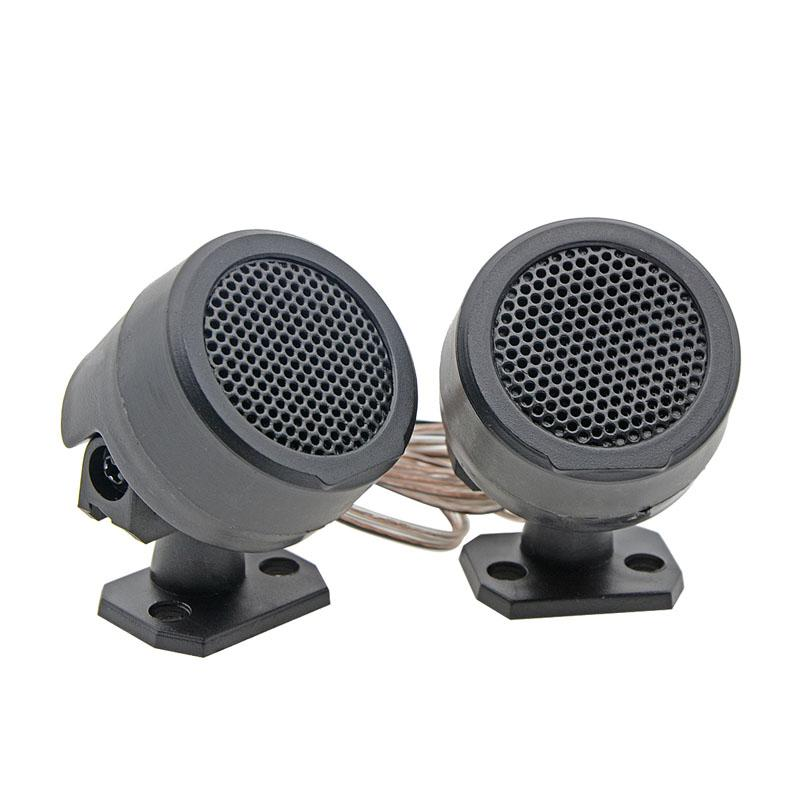 2PCS 500W Pre Wired Tweeter Speakers Car Audio System Vehicle Door Auto Audio Music Subwoofer Electronic Accessories Speaker in Speakers Sets from Automobiles Motorcycles