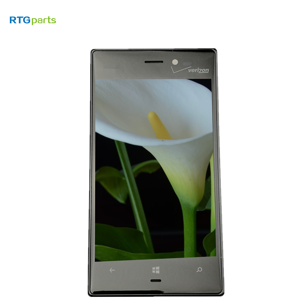 RTGparts IPS LCD Display + Touch Screen Digitizer Assembly For Nokia lumia 928 with FrameRTGparts IPS LCD Display + Touch Screen Digitizer Assembly For Nokia lumia 928 with Frame