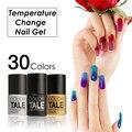 FOCALLURE 30 Colors Temperature Changing Colors UV Gel Polish Nail Soak-off Long-Lasting Nail Gel Polish Gel Lacquer