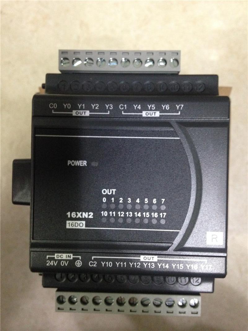 DVP16XN211T Delta ES2/EX2 Series Digital Module DO 16 Transistor 24VDC new in box dvp16xm211n delta es2 ex2 series digital module di 16 24vdc new in box