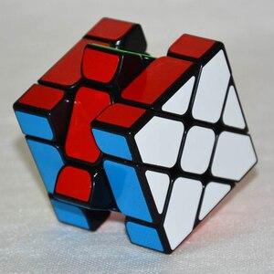 Image 3 - 新到着yongjunさんyjスピード 3X3X3 フィッシャーキューブマジックキューブスピードパズル学習教育子供のためのおもちゃ立方