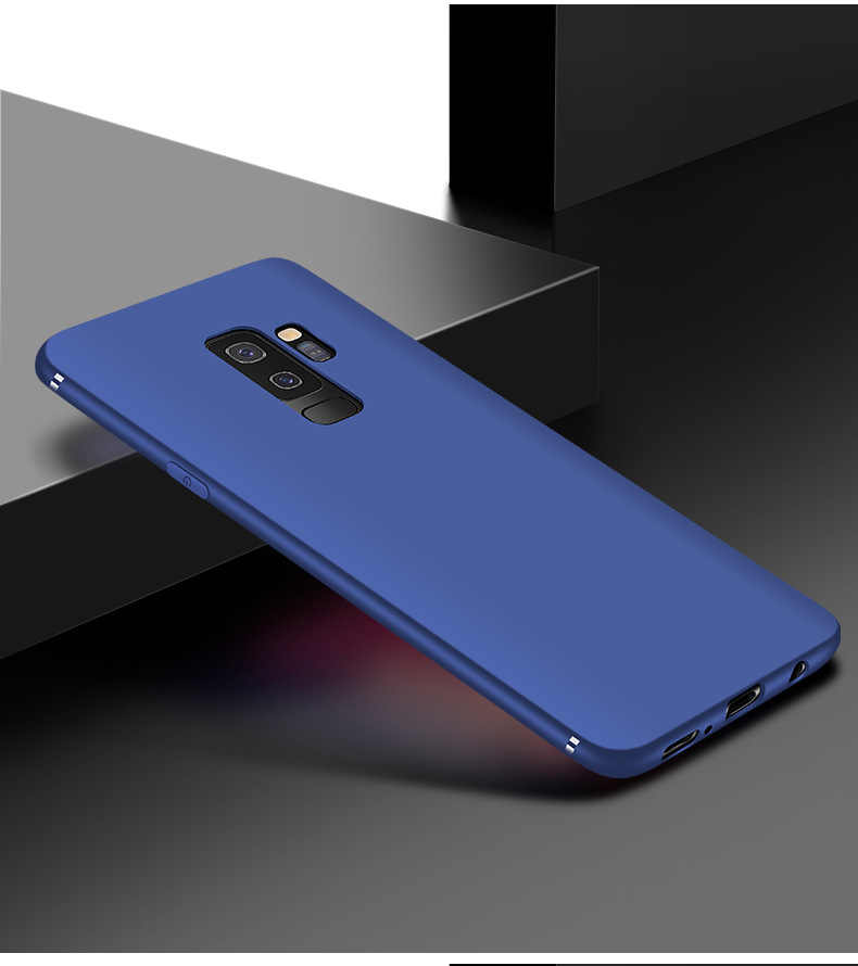 Nhiều màu 360 Silicone Ốp Lưng Điện Thoại Dành Cho Samsung Galaxy A5 2017 A3 A7 J5 J7 J3 2016 S6 S7 Edge s8 S8Plus S9 S9Plus J2 Thủ