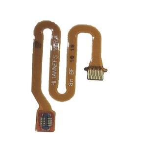 Image 5 - for Huawei Nova 3E/ P20 Lite Fingerprint Sensor Scanner Connector Home Button Key Touch ID Flex Cable Repair Spare Parts Test QC