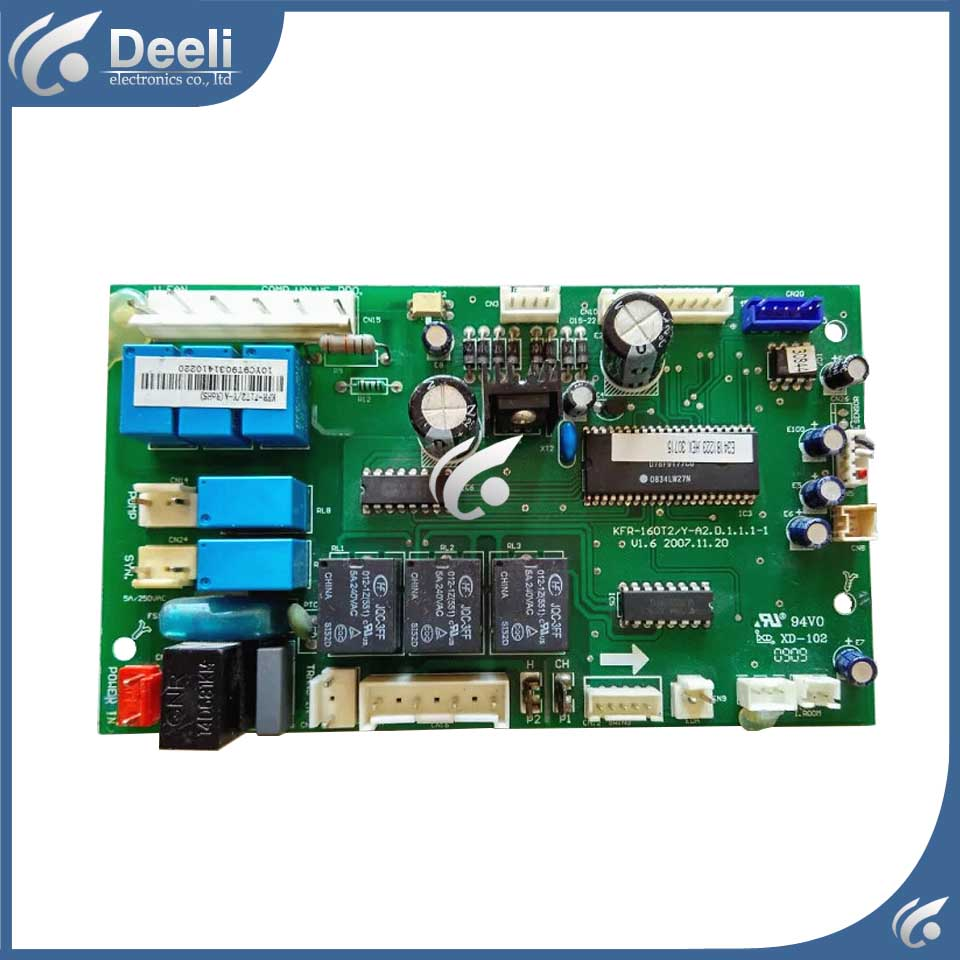 95% new good working for air conditioning Computer board KFR-120T2/SY-A control board on sale