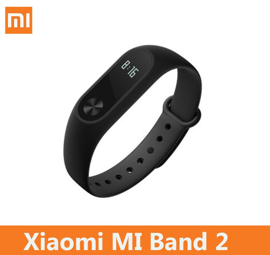 Xiaomi MI band 2 wristband fitness step tracking heart rate sleep detector Activity Tracker Smart Bracelet mi band2