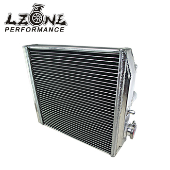 LZONE - 2 row 42MM Aluminum MT car auto Radiator for Honda Civic Del Sol 92-00 EG / EK JR-SX103